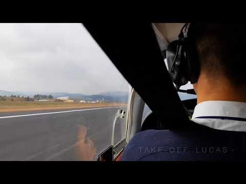 Private Pilot Licence Presentation (PPL) - Lucas Rousset