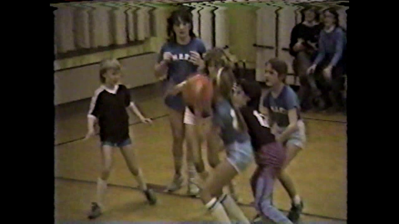 St. Mary's - Rouses Point 5&6 Girls - 1985