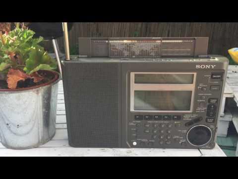 Indian Ocean shortwave broadcsts heard above garden QRM in Oxford UK