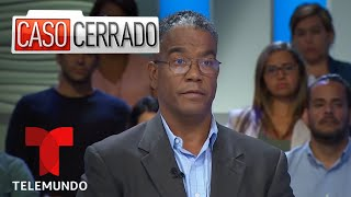 Curing homosexualtiy through discipline 👦🏻👨🏻‍✈🏡 | Caso Cerrado | Telemundo English