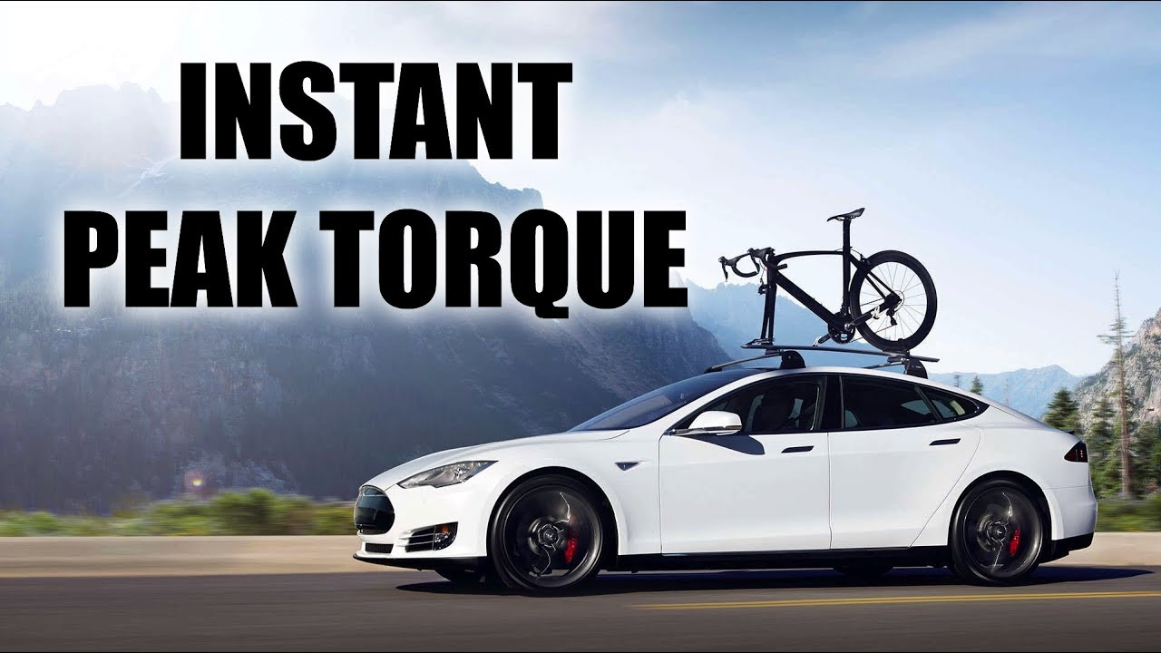 How Do Electric Cars Produce Instant Maximum Torque?