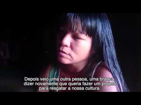 Tataruwyap fala sobre a casa da mulher Yawalapiti.