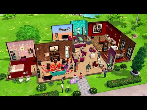 The Sims Mobile (iOS/Android) Soft Launch Trailer | Official Mobile Game