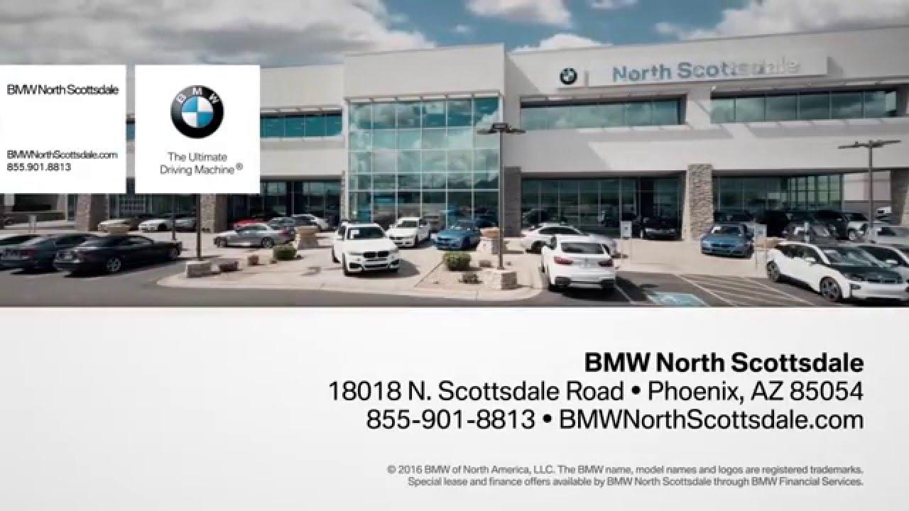 Bmw North Scottsdale >> Bmw North Scottsdale 2016 Youtube