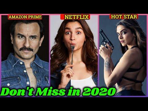 10 Best Upcoming Web Series in 2020 | Must Watch | Amazon Prime, Netflix, Alt Balaji, Hotstar