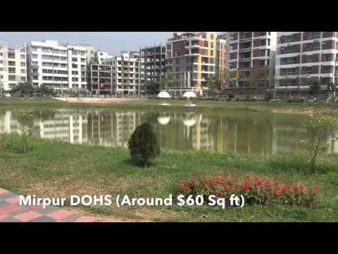 Real Estate Market In Bangladesh: Condo Neighborhood Close To Dhaka Airport