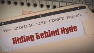 Hiding Behind Hyde
