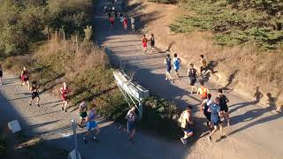 Carlmont Cross Country - PAL1 Meet In Half Moon Bay On September 19, 2017.