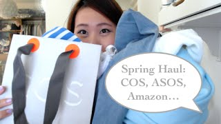 Haul: Spring! Asos, BCBG, COS and more!