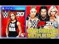 WWE 2K20 WHO WILL BE THE COVER SUPERSTAR? COVER STAR ODDS REVEALED!