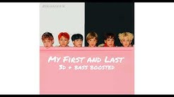 [ 3D + BASS BOOSTED ] NCT DREAM [ 엔시티 드림 ] - 마지막 첫사랑 [ My First and Last ]