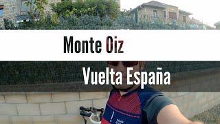 Monte oiz Vuelta España