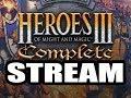 Heroes 3 Live Stream