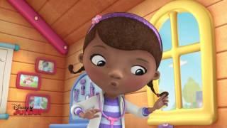 Doktor McStuffins synger: Gå til ro – Disney Junior Danmark