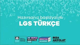 LGS Türkçe Noktalama İşaretleri