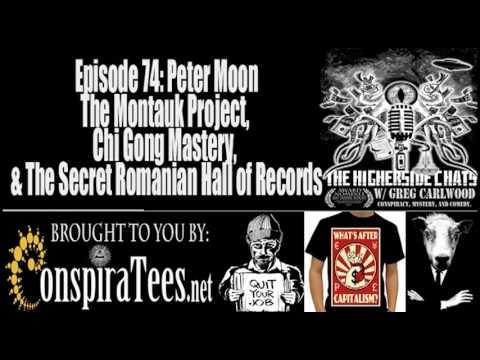 Peter Moon - Montauk Project & The Secrets of Romania