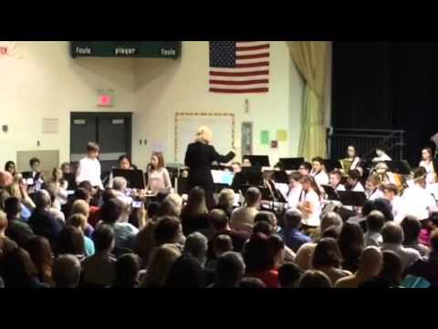 'Concerto for Band and Pots and Pans' by Cooper 6th Grade Band