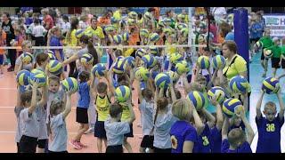 Праздник волейбольного мяча — 2018 в Череповце