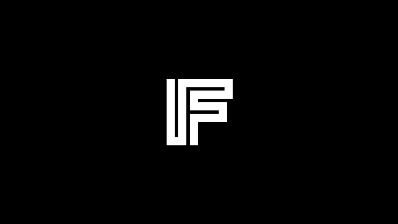 letter f logo designs speedart 10 in 1 a z ep 6