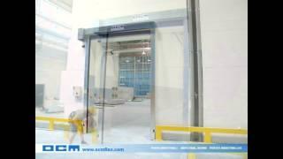 Гибкие вертикальные скоростные ворота ocmflex.com(, 2012-10-26T15:43:02.000Z)
