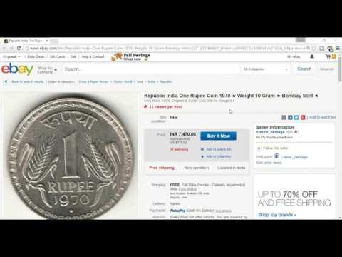 One Rupee Coin Can Make You Crorepati