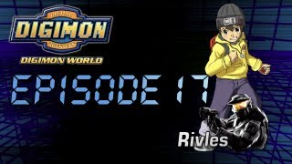 Digimon World Walkthrough - Episode 17/40 - L