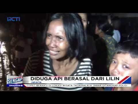 Rumah Korban Banjir di Sawah Besar Terbakar, Api Diduga Berasal dari Lilin - Sergap 03/01