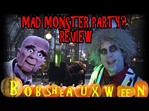 Mad Monster Party? Review