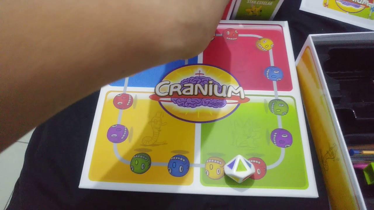Cranium Hasbro Unboxing Y Review Juego De Mesa Espanol Mexico Youtube