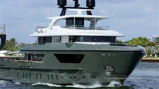 Sanlorenzo 460EXP | MOKA Explorer Yacht