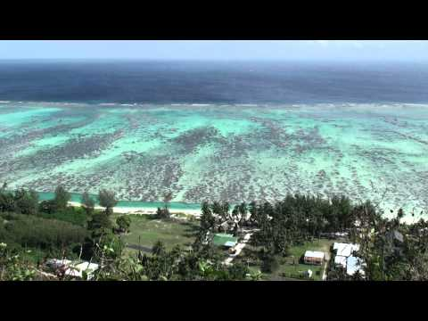 HERE WE ARE IN THE COOK ISLANDS PART 10 AITUTAKI PARADISE COVE