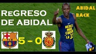 Barcelona 5-0 Mallorca |Todos los Goles| EXTRA:
