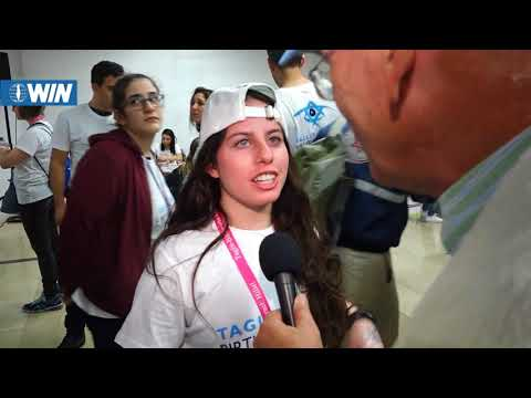 'Birthright' Participants Fall In Love With Israel!