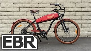 Ariel Rider N-Series Video Review - Chopper Style Electric Bike