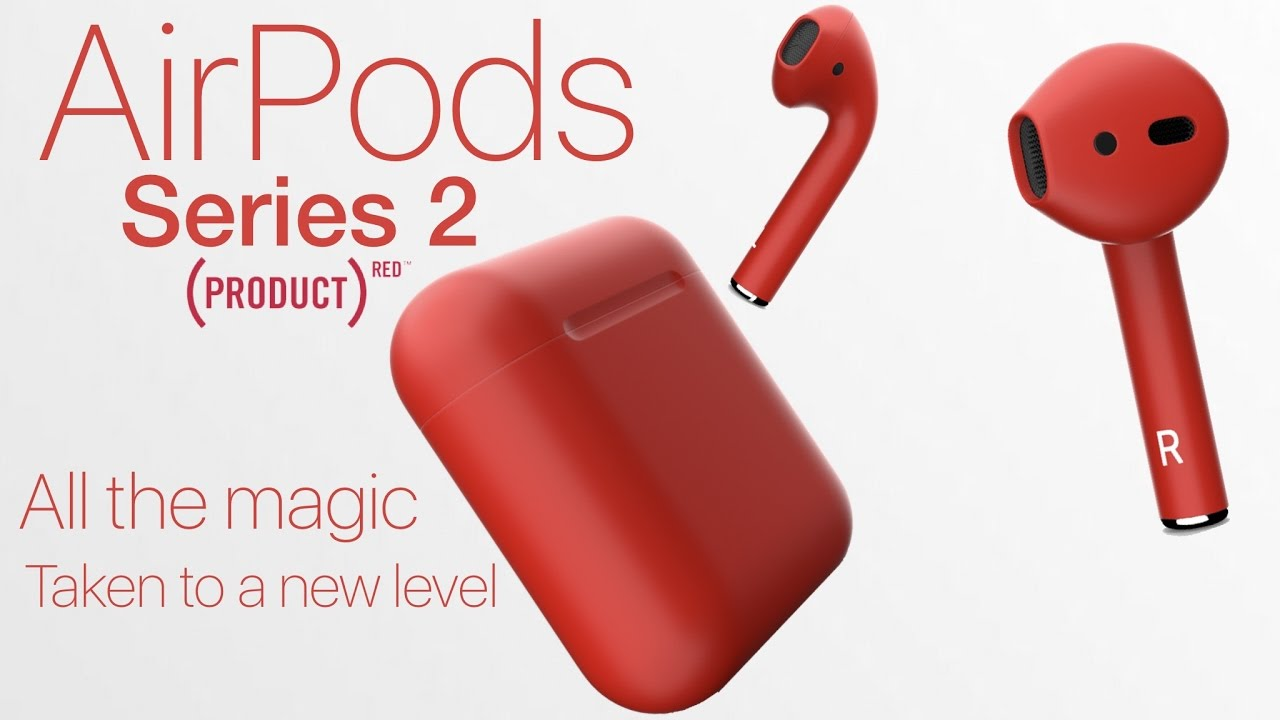 18e27d78965 AirPods Series 2 Wishlist - YouTube