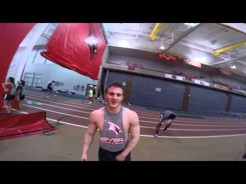Day in the life of an SVSU Athlete (R rated version)