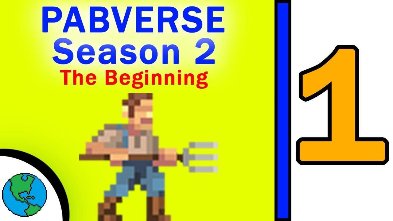 Pabverse Season 2: The Beginning (Ep.1) -WorldBox