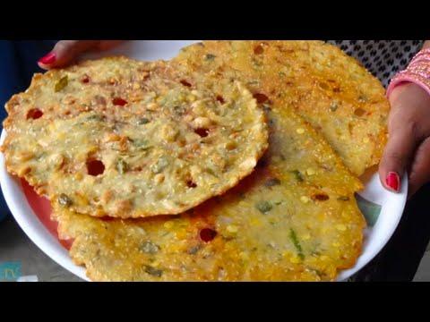 అదిరిపోయే టేస్ట్ తో సర్వపిండి Snack Sarvapindi Recipe (Rice Flour Pancake)
