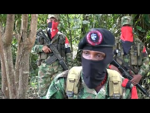 Colombia's ELN rebels admit hostage killed in April