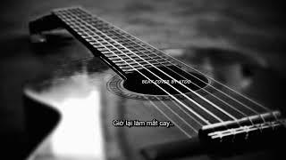VÀI GIÂY NỮA THÔI ( BEAT GUITAR ACTOUSIC ) - REDDY | Cover By Atoo