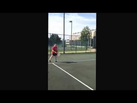 KNPE 226 pre-Tennis Chelsea Jenkins
