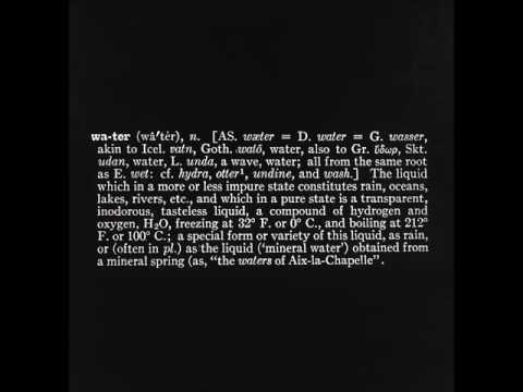 Brian Eno -  Slow Water