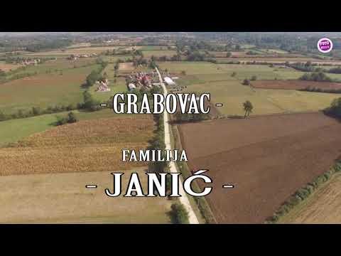 VESELJE U PORODICI JANIĆ - GRABOVAC - JOVANINA SVADBA - POČETAK SVADBE