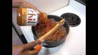 Heb-quick & Easy Chili Cheese Casserole