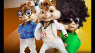 Alvin and chipmunks:Naruto shippuden Blue bird