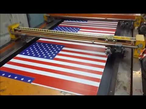 Flags printing- U.S.A / Qatar / U.K / Saudi Arabia / Bahrain ,Size: 4'x6'