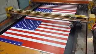Flags printing- U.S.A / Qatar / U.K / Saudi Arabia / Bahrain ,Size: 4