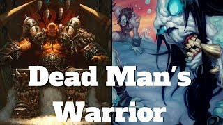 CIRCUMVENTING ICE BLOCK! Hearthstone Dead Man's Hand Control Warrior
