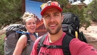 Cairn not Karen - Canyonland Backpacking Trip 2019