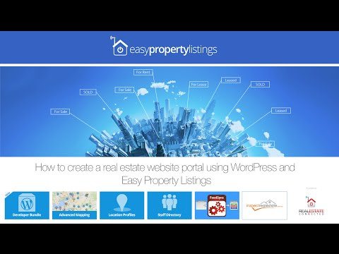 How to Create a Real Estate Website or Portal with Easy Property Listings for WordPress